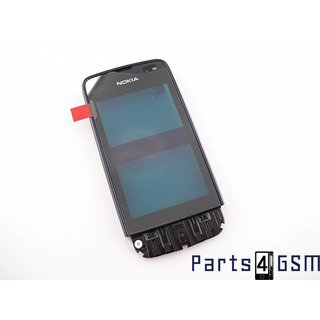 Nokia Asha 311 Touchscreen Display + Frame Blue