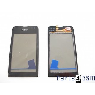 Nokia Asha 311 Touchscreen Display Zwart