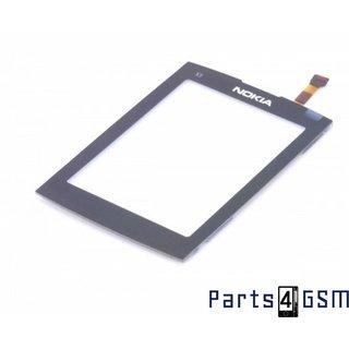 Nokia X3-02 Touch and Type Touchscreen Display Zwart 4870191