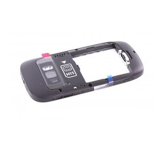 Nokia C7-00 Middle Cover Black 0257549