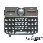 Nokia E5-00 Toetsenbord Qwerty Engels Zwart 9790Z06
