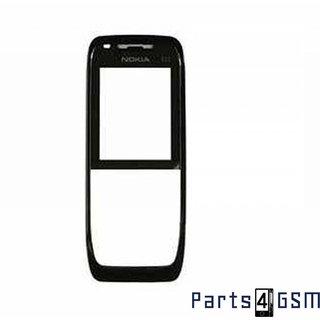 Nokia E51 Front Cover Zwart