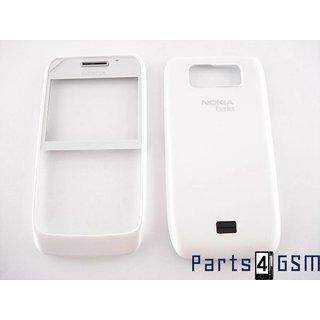 Nokia E63 Behuizingset Wit 2-delig 0254338+0254417