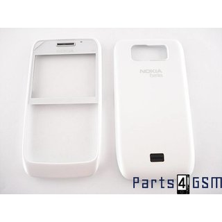 Nokia E63 Cover Set White 2-pieces 0254338+0254417