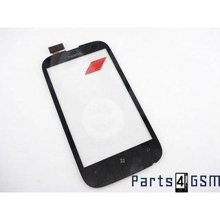 Nokia Lumia 510 Touchscreen Display Zwart 4870315