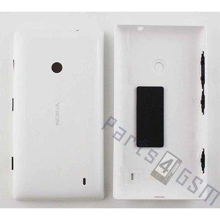 Nokia Lumia 525 Accudeksel, Wit, 02506M1