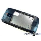 Nokia Lumia 610 Mid Cover Zwart 8002394