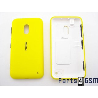 Nokia Lumia 620 Battery Cover Yellow 02500T0