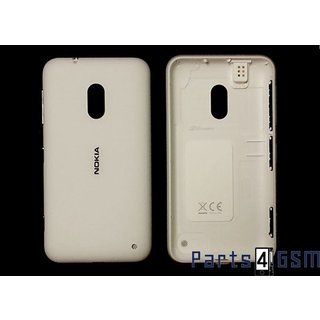 Nokia Lumia 620 Battery Cover White 02500S8