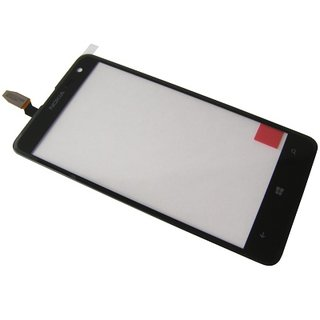 Nokia Lumia 625 Touchscreen Display Zwart 4870435