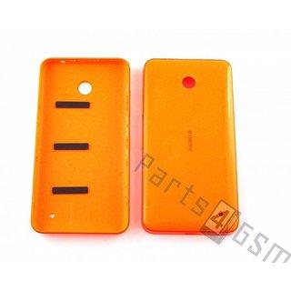 Nokia Lumia 635 Battery Cover, Orange, 02506D1