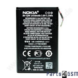 Nokia BV-5JW Battery - Lumia 800, N9