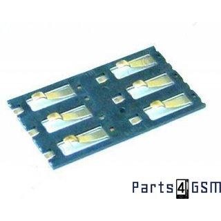 Nokia Lumia 800 Simkaartlezer Connector 8002322