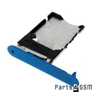 Nokia Lumia 900 Simkaarthouder Blauw 026924Q