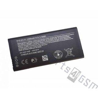 Nokia X Dual SIM Battery, BN-01, 1500mAh