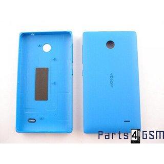 Nokia X Dual SIM Accudeksel, Blauw, 8003221