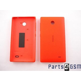Nokia X Dual SIM Battery Cover, Red, 8003361