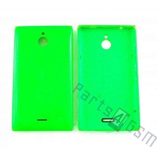 Nokia X2 Dual SIM Accudeksel, Groen, 02507D3