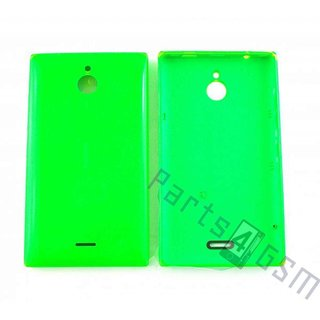 Nokia X2 Dual SIM Battery Cover, Green, 02507D3