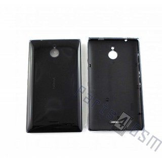 Nokia X2 Dual SIM Accudeksel, Zwart, 02507M1