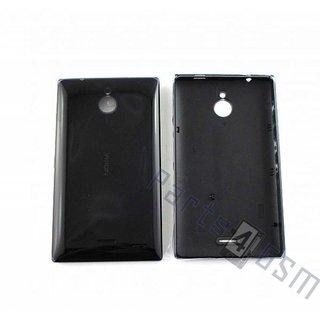 Nokia X2 Dual SIM Battery Cover, Black, 02507M1