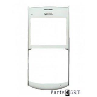 Nokia X2-01 Front Cover White 0258007