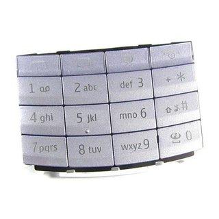 Nokia X3-02 KeyBoard Lila 9791S48