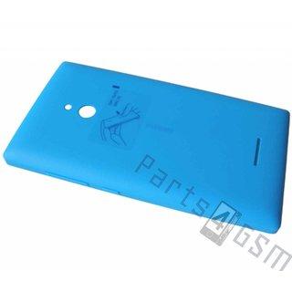 Nokia XL Dual SIM Accudeksel, Blauw, 8003381