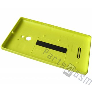 Nokia XL Dual SIM Battery Cover, Yellow, 8003382