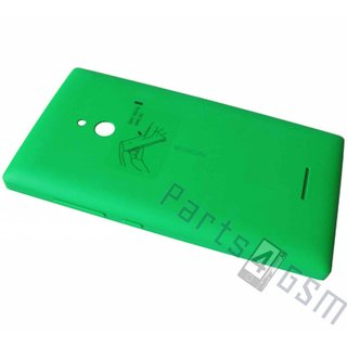 Nokia XL Dual SIM Battery Cover, Green, 8003383