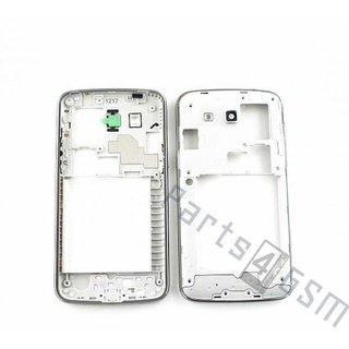 Samsung G7102 Galaxy Grand 2 Duos Middle Cover, White, GH98-30419A