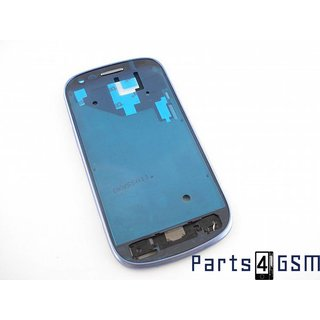 Samsung Galaxy S III Mini i8190 Front Cover Blue
