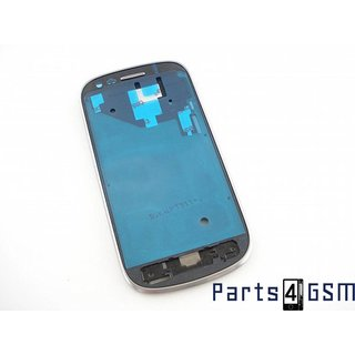 Samsung Galaxy S III Mini i8190 Front Cover Wit
