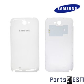 Samsung Galaxy Note II N7100 Battery Cover incl. NFC Antenne GH98-24445A White