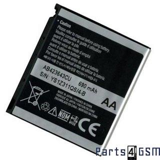 Samsung AB423643CU Accu - U600Blister BW