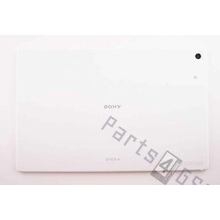 Sony Xperia Tablet Z2 Back Cover, White, 1281-6469