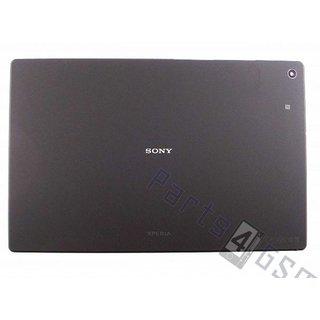 Sony Xperia Tablet Z2 Achterbehuizing, Zwart, 1281-6463
