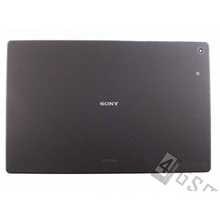 Sony Xperia Tablet Z2 Back Cover, Black, 1281-6463