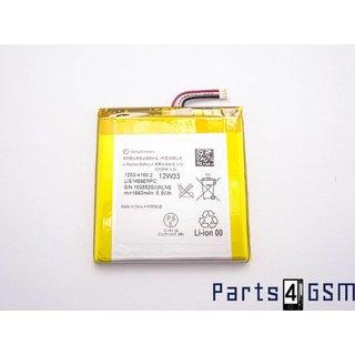 Sony 1253-4166 Accu, Xperia Acro S LT26W, 1840mAh, inbouw, 1253-4166