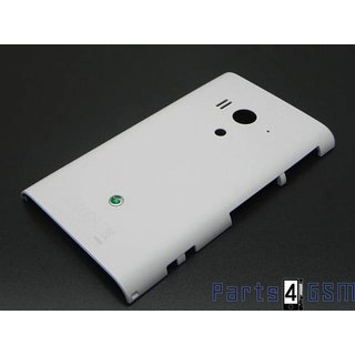 Sony Xperia Acro S LT26W Accudeksel Wit 1266-5400