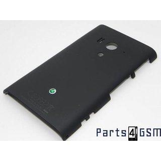 Sony Xperia Acro S LT26W Accudeksel Zwart 1265-0782