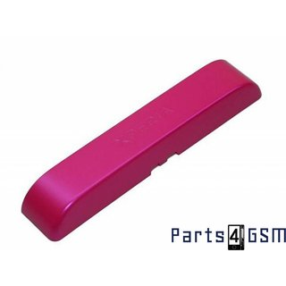 Sony Xperia Acro S LT26W Bottom Cover Pink 1266-5679