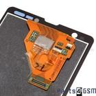 Sony Xperia ZR Interne Beeldscherm (LCD)+ Touchscreen Zwart