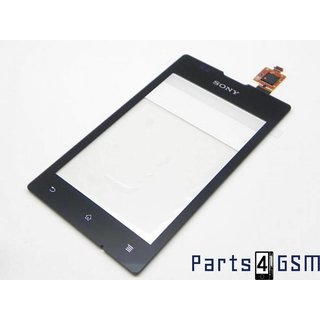 Sony Xperia E C1505 / Xperia E dual C1605 Touchscreen Display Zwart A/336-0000-00101