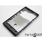 Sony Xperia E C1505 Front Cover Zwart A/401-58570-0001