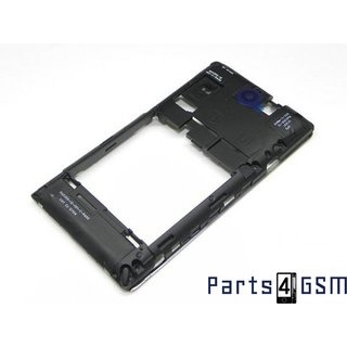 Sony Xperia E C1505 Middle Cover Black A/402-58570-0001