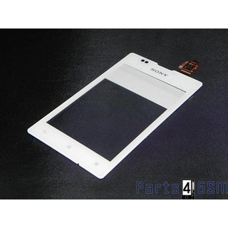 Sony Xperia E C1505 Touchscreen Display White A/336-00000-00115