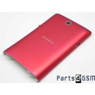 Sony Xperia E C1505, Dual C1605 Accudeksel Roze A-405-58570-0006