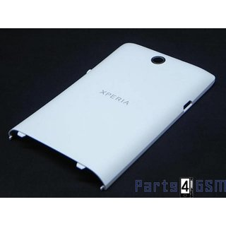 Sony Xperia E C1505, Dual C1605 Battery Cover White A/405-58570-0004