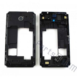 Sony Xperia E1 D2005 Middle Cover Camera, Black, A/402-58680-0001